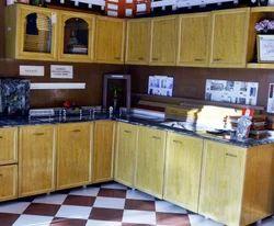 PVC Kitchen Cabinet
