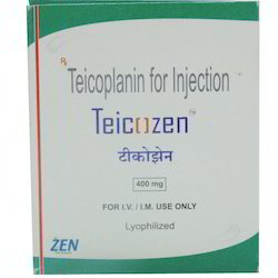 Teicozen 400mg Injections
