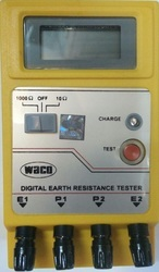 Waco Digital Earth Resistance Tester