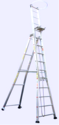Extension Aluminum Ladder