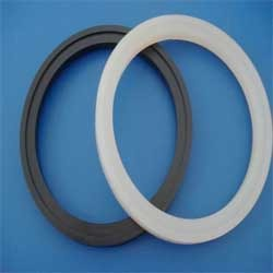 Adhyalaxmi Black, white Silicone Gasket, Packaging Type: Packet
