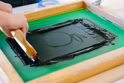 Various Color Smooth & Rough Screen Printing Service, in Nagpur