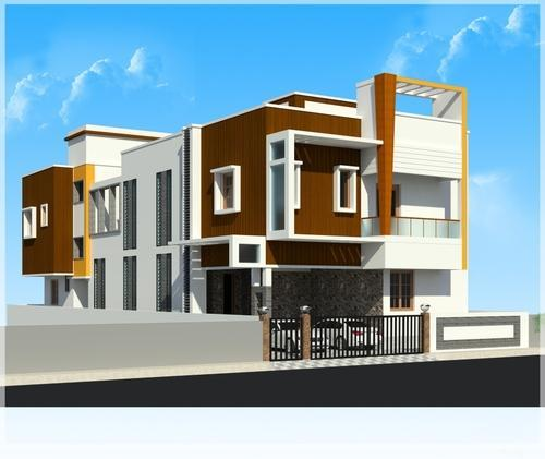 3D Architectural Modeling Service