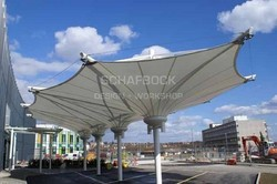 Tensile Structure Designing Service