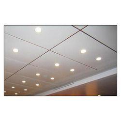 Metal False Ceiling Services, Metal False Ceiling Work