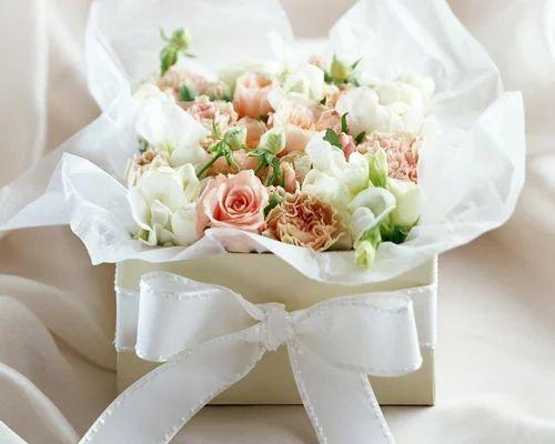 Flower bouquets megha sales enterprises manufacturer in karol