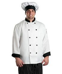Chef Coat with Cap
