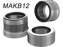 MAKB12 Mechanical Seal Metal Bellow