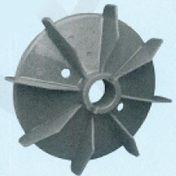 Plastic Fan Suitable For KH-100 Frame Size