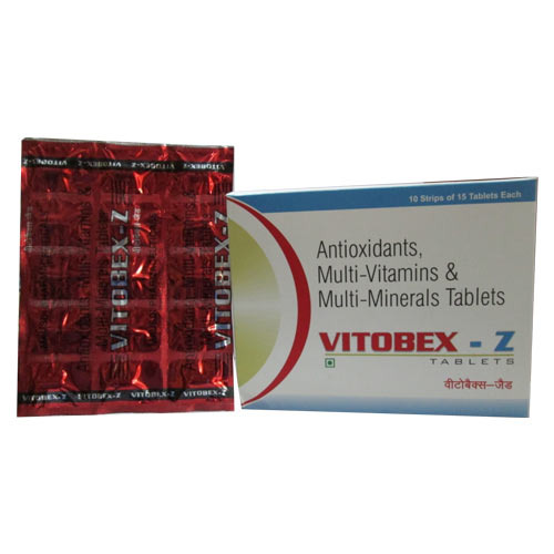 Antioxidants Multivitamin Multimineral Tablets At Rs 69 Pack S Multivitamin Tablet Id 4744995612