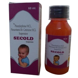 Phenylephrine HCL Syrups