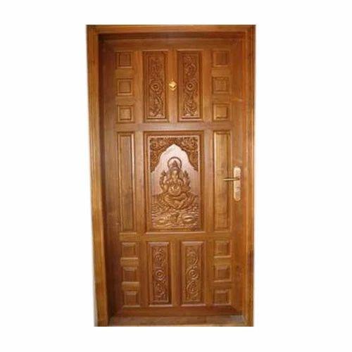 Teak Wood Entrance Doors View Specifications Details Of