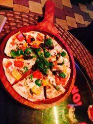 Vegetarian Pizza Multi Cuisine Restaurant