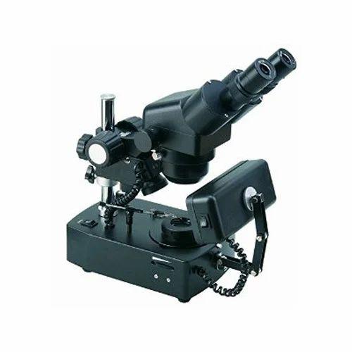 Trinocular Gemological Microscope