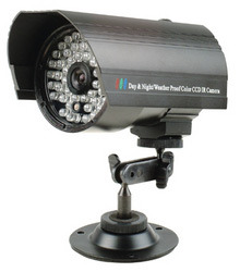 Weatherproof Bullet IR Camera