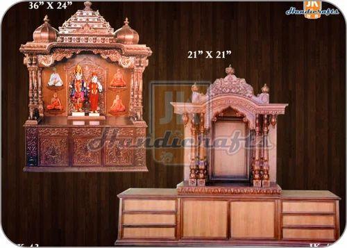 Designer House Temples Carving Manufacturer From Nadiad