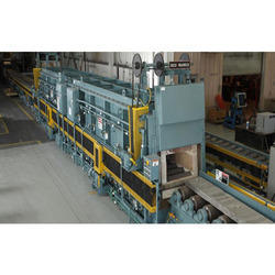 Roller Hearth Bright Annealing Furnace