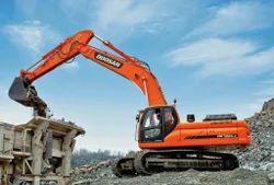 Excavator in Gurgaon, खोदक मशीन, गुडगाँव, Haryana