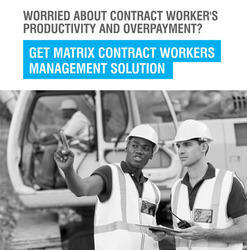 Worker Contract Software