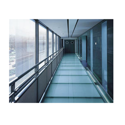 Glass Flooring Service In India