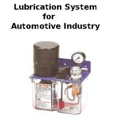 Lubrication System for Automotive Industry