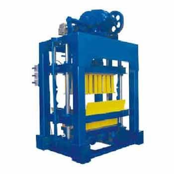 Brickwell Automatic Fly Ash Brick Machines, Model Name/Number: 4002 - 10004