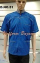 Blue Colour Restaurant Uniforms