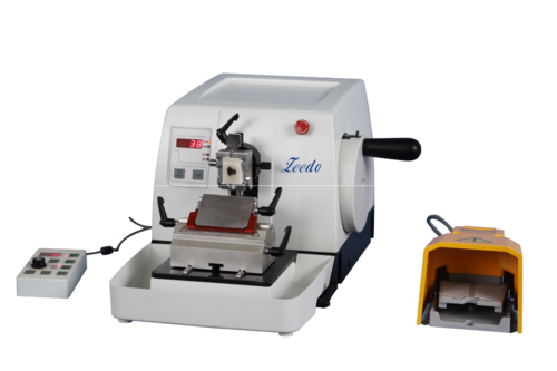 HS3345 Fully Automatic Microtome