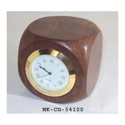 Wood Polish Wooden Corporate Gifts, For Clock