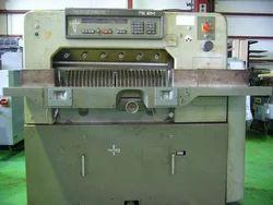 Fully Automatic Polar Paper Cutting Machine