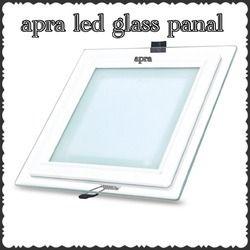 Apra LED Glass Panel 6 Watt Light
