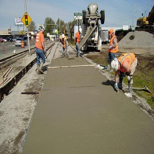 Concrete Road Construction Service In Murshidabad Meser