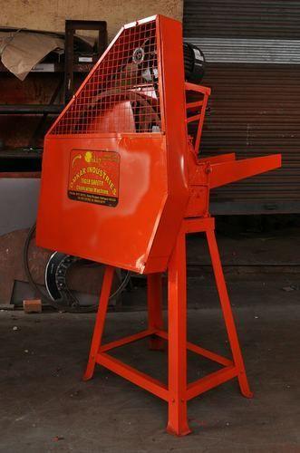 2 Hp Vetical Model Chaff Cutter Machine Omkar Industries Kolhapur Id 2639082955