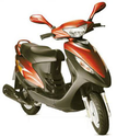 Mahindra Flyte Scooter