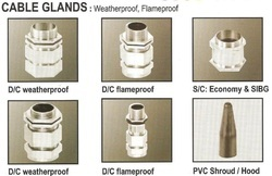 Cable Gland with PVC Shroud