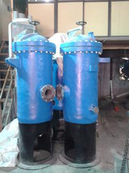 FRP Bag Strainer