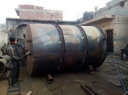 M S Tank For Sulfuric Acid