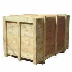 Heavy Duty Large Wooden Box