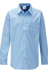 Long Sleeve School Uniform Shirt