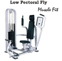 Musclefit Low Pectoral Fly