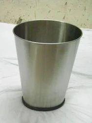 Conical Plain Bin