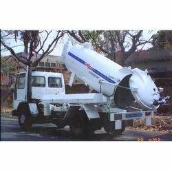 Truck Mounted Metal Septic Tank