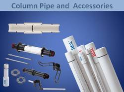 UPVC Submersible Column Pipes For Boring