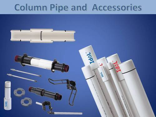UPVC Submersible Column Pipes - UPVC Drop Pipes For Agriculture