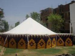 Permanent Conical Tent & Permanent Conical Tent Outdoor Tents | Ramanan Road Chennai ...