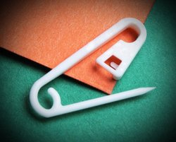 PP/Nylon Safety Tag Pin