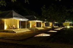 All Weather Luxury Swiss Cottage Tents