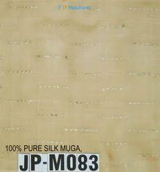 Pure Muga Silk Fabric