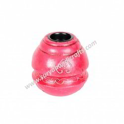 Tea Light Holder Red