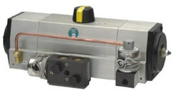 Rotex3 Position Rotary Actuator(double Acting/single Acting)